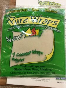Pure Wraps - Coconut Wraps